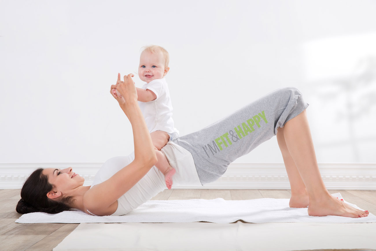 Best Post Pregnancy Home Workout